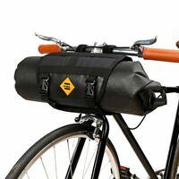 1 Pc Bike Front Tube Bag Waterproof Bicycle Handlebar Basket Pack Cycling Front