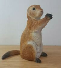 Country Artists Hand Crafted Prairie Dog Figurine Sculpture 03381