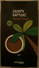 ΖΑΧΑΡΗ ΚΑΡΥΔΑΣ Coconut Sugar - Bio - 250 grams - Evergreen Organics - Organic