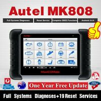 Autel MK808 MX808 DS708 OBD2 Diagnostic Scanner Car Scan Tool IMMO Ford Holden