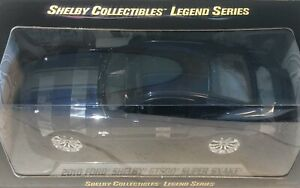 SHELBY COLLECTIBLES 2010 FORD MUSTANG SHELBY GT500 SUPER SNAKE 1/18