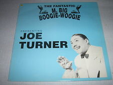 JOE TURNER 33 TOURS BELGIQUE BOOGIE WOOGIE ROCK'N'ROLL