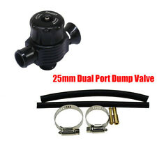 25mm Dual Port Splitter Blow Off Dump Valve Bov Replacement Kit for Car Turbo
