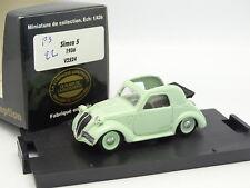 Brumm CEC 1/43 - Simca 5 1936 Verte