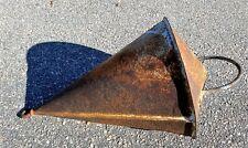 Antique Vintage Perko Metal Cone Float Buoy / Mooring