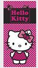 Sanrio Hello Kitty Telo da bagno/ spiaggia/Asciugamano/accappatoio 140X70CM
