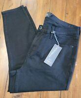 NEW Torrid Black Plus Size 18 Sky High Skinny Crop Jeans Denim