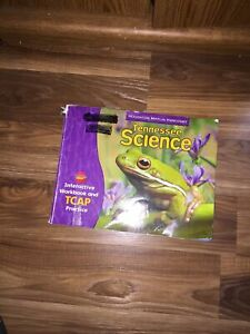 Houghton Mifflin Harcourt Science Tennessee : Interactive Workbook and Tcap...