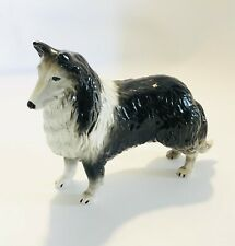 More details for ceramic long haired collie sheepdog ornament english