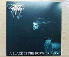 DARKTHRONE - a blaze in the northern sky vinyl black metal