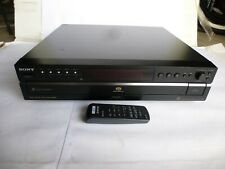 New listing Sony Scd-Ce595 Super Audio 5 Cd Changer Carousel Sacd Tested