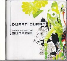 DURAN DURAN  Sunrise  rare promo CD single with PicCover