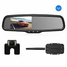 "Auto Vox 4.3"" 12V 1000cd/㎡Car Rear view Reverse Mirror Monitor TFT LCD"