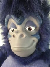 Disney Tarzan Terk Monkey Ape Gorilla Purple Plush Large 20""