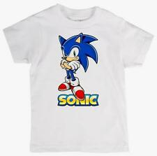 Children's Tee Shirt  featuring  SONIC THE HEDGEHOG quality cotton Kids T Shirt