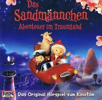 Das Sandmännchen - Abenteuer im Traumland - CD NEU Sandmann Schlafschaf