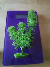 1 x plante artificielle aquarium-cabomba