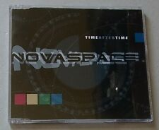 CD : NOVASPACE (= Jessica Boehrs) 'Time after time' = Cindy Lauper Cover-Vers.