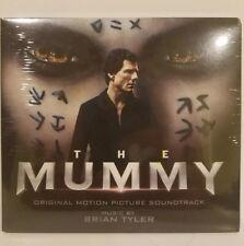 THE MUMMY 2017    Movie Soundtrack, scored by Brian Tyler    BRAND NEW