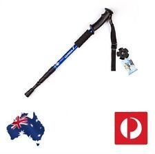 GIANDA Hiking Walking Trekking Aspen style Trail Poles Anti Shock Adjustable