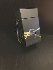 ysl black clutch bag