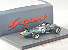 NEUF 1/43 SPARK S4795 BRM P61/2, GP de Grande Bretagne 1967, Chris Irwin #15