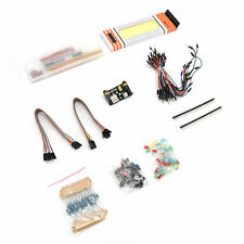 Components Kit Starter Electronics 830hole Breadboard Diy For R3 Gro