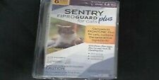 Sentry Fiproguard Plus for cats over 1.5 lbs topical flea & tick 3 month supply
