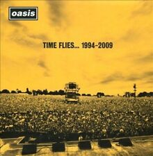 Time Flies... 1994-2009 [Box] [PA] by Oasis (CD, Jun-2010, 4 Discs, Sony Legacy)