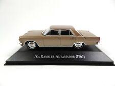 IKA Rambler (1965) - 1/43 Voiture Miniature Salvat Diecast Model Car AR38