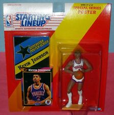 1992 KEVIN JOHNSON Phoenix Suns - low s/h - final Starting Lineup