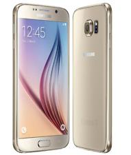 "Déverrouillé Téléphone 5.1"" Samsung Galaxy S6 SM-G920F 4G LTE 32GB Octa-core -Or"