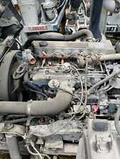 Good Used Running  Isuzu 4.8 4HE1-T  diesel engine for Isuzu npr/nqr 1998-2004