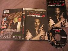 Le flic de Beverly Hills III de John Landis avec Eddie Murphy, DVD, Comédie
