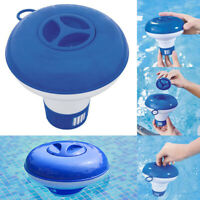 Chlorine Bromine Tablets Floating Dispenser Floater Spa Hot tub Swimming Pool YF