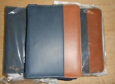 3 PU Leather Wallets/Organisers. Ideal for work/businesses or Market etc.