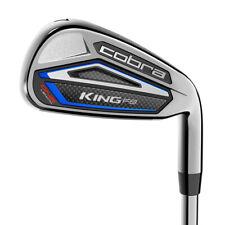 New Cobra King F8 One Length irons 5-GW XP 90 Regular flex Steel iron set OL