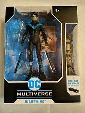 2020 McFarlane Toys DC Multiverse Nightwing Better than Batman Action Figure
