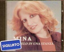 """MINA """" IL CIELO IN UNA STANZA  """" CD SIGILLATO  WEA-CGD 1991 RARO"""