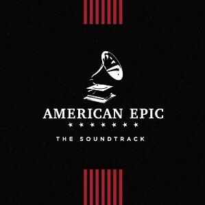 AMERICAN EPIC - Soundtrack - LP Vinyl NEW 2017 Sealed.