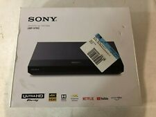 Sony UBP-X700 4K Blu-ray Player HDR10, with Dolby Vision-Open Box-Free Shipping