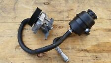 BMW OEM E53 POWER STEERING DRIVING HYDRAULIC PUMP MOTOR AND RESERVOIR TANK HYDRO
