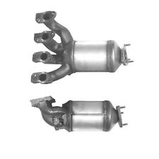 VAUXHALL ASTRA Catalytic Converter Exhaust Inc Fitting Kit 91151H 1.6 9/2000-9/2