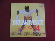 Breakdance Sensation 84- rare New Zealand release Lp