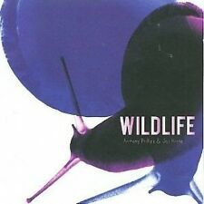 ANTHONY PHILLIPS & JOJI HIROTA - Wildlife - NUOVO