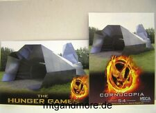 The Hunger Games Movie Trading Card - 1x #054 Cornucopia