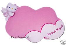 Sanrio Hello Kitty Plush Pillow Car Headrest - cloud  *1