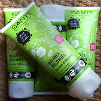 Sante Balance Duschgel Bio-Aloe & Mandelöl 200ml Basen-Ausgleich basisch vegan