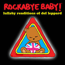 Rockabye Baby! - Lullaby Renditions of Def Leppard [New CD]
