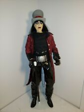 "Rare! Alice Cooper 18"" Doll, Ultimate Welcome To My Nightmare, Art Asylum Figure"